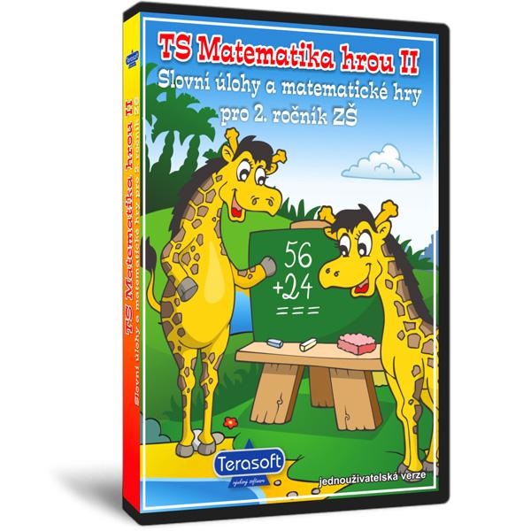 Hrou ii – slovní úlohy a matematické hry pro 2. ročník zš