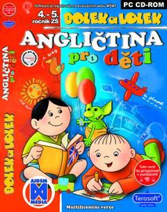 Angličtina pro děti s Bolkem a Lolkem (pro 4. a 5. ročník ZŠ)